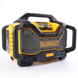 Radia Budowlane DEWALT DCR027-QW RADIO BUDOWLANE XR LI-ION FM/AM BLUETIITH bluetiith