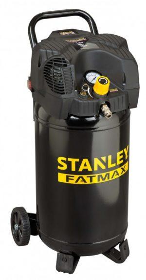 Bezolejowe STANLEY N/D STF501 KOMPRESOR BEZOLEJOWY PIONOWY FATMAX 30L 10 BAR 1.5KM