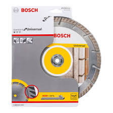 Segmentowe BOSCH 2608615061 TARCZA DIAMENTOWA BUDOWLANA S4U 150MM 1,50mm