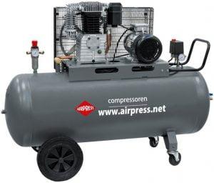 Olejowe AIRPRESS 360668 KOMPRESOR TŁOKOWY 270L HK 650/270 PRO 270l