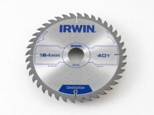 Ze Spiekiem IRWIN I-1897198 PIŁA SPIEKOWA DO DREWNA 184x30MM/40T 184x30mm/40t