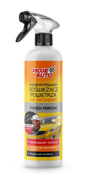 Zapachy Samochodowe MOJE AUTO 19-603 SKONCENTROWANY ODŚWIEŻACZ POWIETRZA CITRUS 500ML -ATOMIZER (500ml,