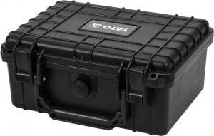 Narzędziowe YATO YT-08900 WALIZKA NARZĘDZIOWA HERMET 232x192x111MM 232x192x111mm