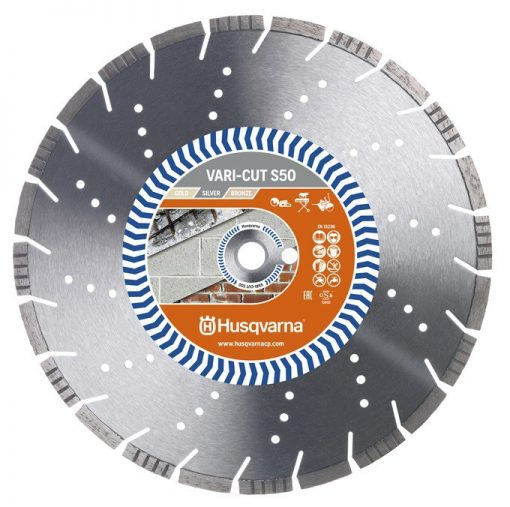 Segmentowe HUSQVARNA HB-586595503 TARCZA DIAMENTOWA 400 MM VARI-CUT diamentowa