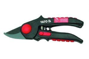Nożycowe YATO YT-8811 SEKATOR UNIWERSALNY 185MM GRUBOŚĆ DO 15MM OSTRZE TEFLON 15mm