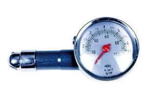 Akcesoria Samochodowe VOREL 82610 CIŚNIENIOMIERZ SAMOCHODOWY 0.5-7.5 0.5-7.5