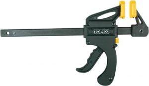Szybkozaciskowe TOPEX T 12A545 ŚCISK AUTOMATYCZNY 450x60MM 12a545