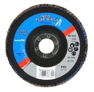 Talerzowe TECHNIFLEX PA9 60 115IN LAMELKA 95A GRANULACJA 60 115MM 11,5mm