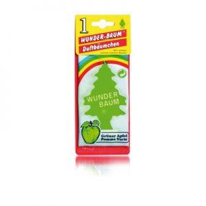 Zapachy Samochodowe WUNDER BAUM BIS 23-012 ZAPACH CHOINKA WUNDER-BAUM TRUSKAWKA 23-012