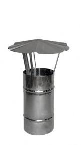 Nieredzewne INNY R-02 N 100 KOMINEK KWASOODPORNY 100MM 10,0mm