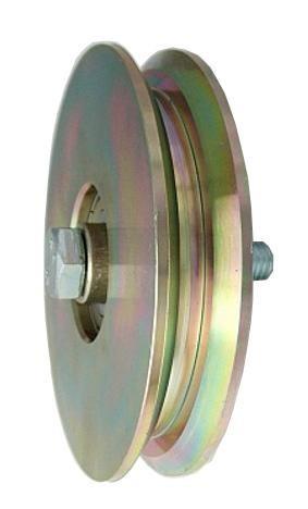 Metalowe ZABI KL070 RJT79 ROLKA METALOWA 79MM ŁOŻYSKOWANA NA TEOWNIK RJT-79-22 7,9mm
