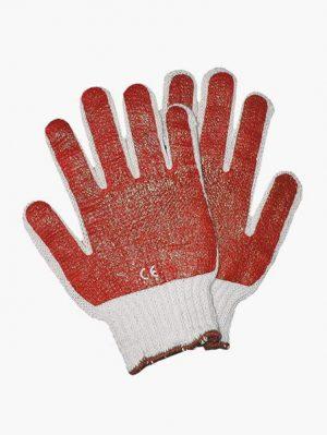 Ochrona rąk INNY REK RRC8 RĘKAWICE OGRODNICZE REIS CZERWONE czerwone