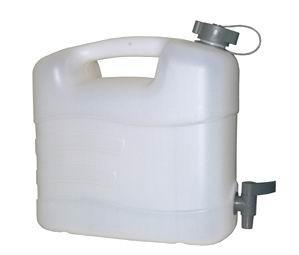 Na Wodę PRESSOL T 21 163 KANISTER NA WODĘ Z KRANEM 10L kanister