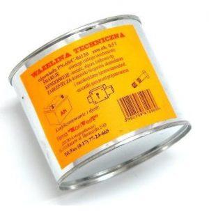 Smary - Oleje INNY SM 1L P WAZELINA TECHNICZNA 1L PUSZKA oleje