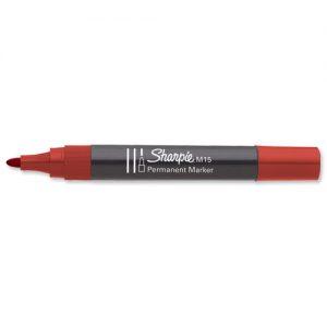 Markery SHARPIE I-S0192605 MARKER OKR CZERWONY M15 2.0MM ,marker