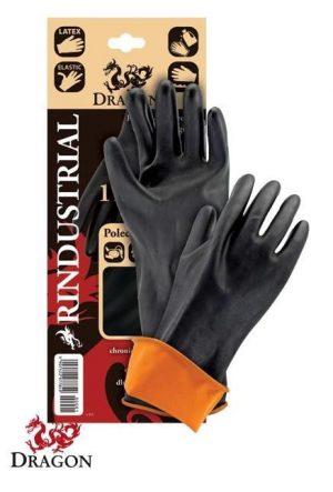 Ochrona rąk INNY REK GU RI11 RĘKAWICE GUMOWE RINDUSTRIAL ROZMIAR 11 DŁUGOŚĆ 35CM 35cm,