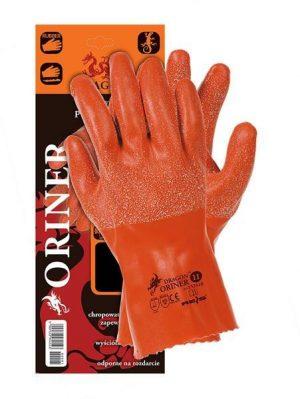 Ochrona rąk INNY REK GU ORI9 RĘKAWICE GUMOWE OCIEPLANE ORINER 30CM ROZMIAR 9 30cm