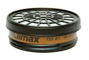 Akcesoria INNY T-9910 C A1 POCHŁANIACZ DO PÓŁMASKI CLIMAX A1 KOMPLET 2SZT 2szt.