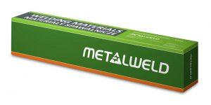 Rutylowe (Różowe) METALWELD ELE 2.5 R12 ELEKTRODA RUTYLOWA RUTWELD12 – KLASYCZNA 2.5x350MM 5KG –