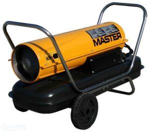 Bez Odprowadzenia Spalin MASTER MA-4010.813 NAGRZEWNICA OLEJOWA MASTER ma-4010.813