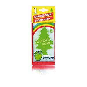 Zapachy Samochodowe WUNDER BAUM BIS 23-137 ZAPACH CHOINKA WUNDER-BAUM ARCTIC WHITE 23-137