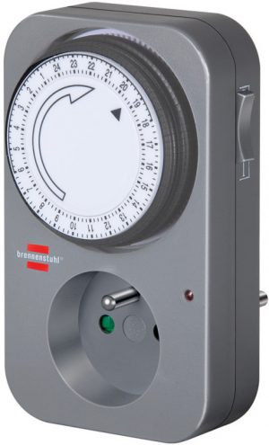 Wyłączniki Czasowe INNY E00001-37235 MECHANICZNY STEROWNIK CZASOWY (PROGRAMATOR) MZ 20 (programator)