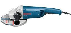 Kątowe BOSCH 601884M03 SZLIFIERKA KĄTOWA 230MM GWS 24-230 JH 2400W 230mm