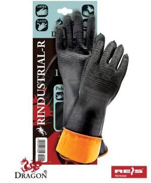 Ochrona rąk INNY REK GU RIR35 RĘKAWICE GUMOWE RINDUSTRIAL-R ROZMIAR 11 DŁUGOŚĆ 35CM 35cm,