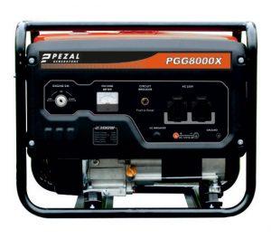 Agregaty Prądotwórcze PEZAL PZ PGG8000X AGREGAT BENZYNOWY 1F 6,5KW