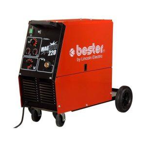 Urządzenia Mig/Mag BESTER BT-B18216-1 PÓŁAUTOMAT SPAWALNICZY MAGSTER-220 bester