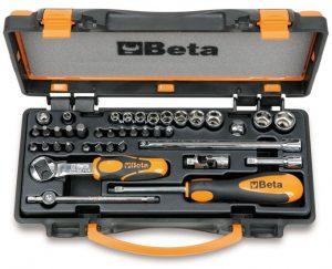 Zestawy BETA 900/C11 ZESTAW 11 NASADEK SZEŚCIOKĄTNYCH I KOŃCówEK 900/c11