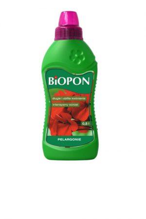 Nawozy i Odżywki BIOPON BR BIO-1015 NAWÓZ DO PELARGONII 1L bio-1015