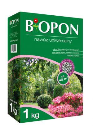Nawozy i Odżywki BIOPON BR BIO-1042 NAWÓZ UNIWERSALNY 1KG bio-1042