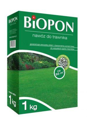 Nawozy i Odżywki BIOPON BR BIO-1046 NAWÓZ DO TRAWNIKA 1 KG bio-1046