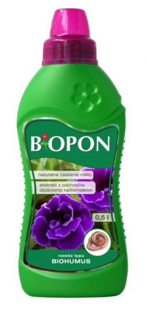 Nawozy i Odżywki BIOPON BR BIO-353 NAWÓZ BIOHUMUS 0.5 L bio-353