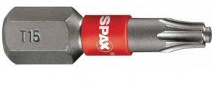 Krótkie SPAX SX239687 BIT 40 25MM T-STAR PLUS 2,5mm