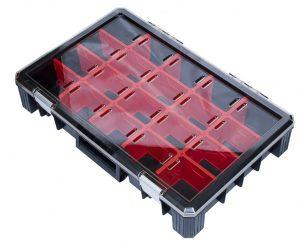 Organizery INNY SKRZ N7600 ORGANIZER HD 600 CZARNY PRZEGRODY czarny