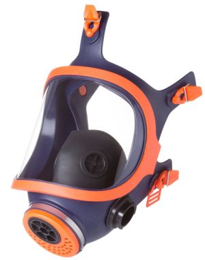 Ochrona głowy/twarzy INNY T-9910 732-N MASKA PEŁNOTWARZOWA CLIMAX 732-N BAGNET SILIKON 732-n