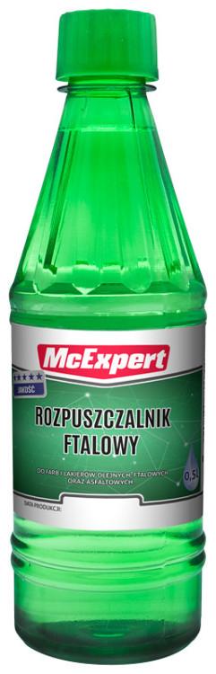 Olejno-Ftalowy MCEXPERT MC-600-4005 ROZPUSZCZALNIK FTALOWY 0,5L 0,5l