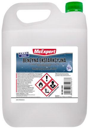 Benzyna MCEXPERT MC-600-5050 BENZYNA EKSTRAKCYJNA 5L benzyna
