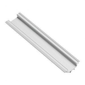 Zasilacze i Kontrolery INNY V-GLAXKTAL PROFIL ALUMINIOWY LED KĄTOWY GLAX SILVER 2M aluminiowy