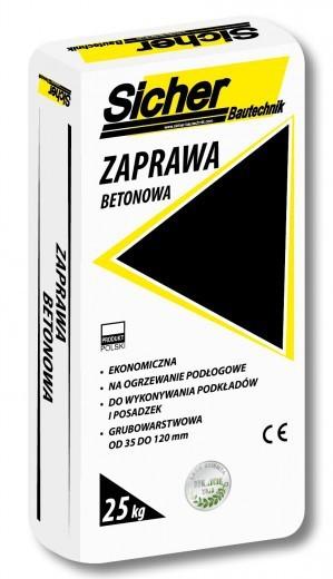 Standardowa INNY SB 9278117 ZAPRAWA BETONOWA C25 25KG 25kg
