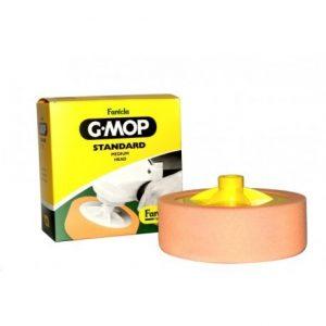 Preparaty Czyszczące INNY MTP G-MOP P GĄBKA POLERSKA G-MOP POMARAŃCZOWA czyszczące