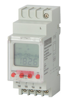 Pozostałe INNY EX-I0310011 TYGODNIOWY ELEKTRONICZNY WYŁĄCZNIK CZASOWY E.CONTROL.T08 czasowy