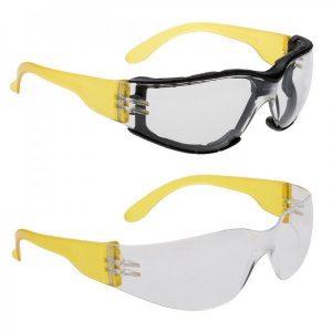 Ochrona oczu INNY BHP PS32CLR OKULARY OCHRONNE PS32 WRAP AROUND PLUS around