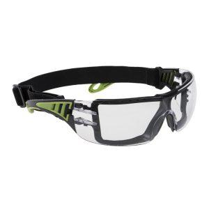 Ochrona oczu INNY BHP PS11CLR OKULARY OCHRONNE PS11 PW TECH LOOK PLUS look