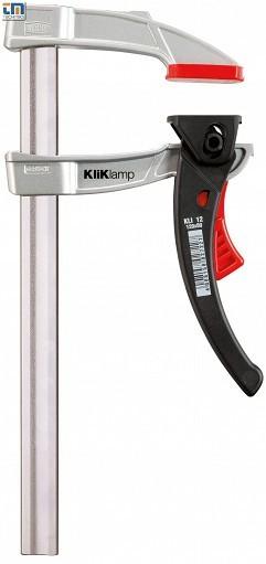 Ściski śrubowe ERDI BY KLI12 ŚCISK DŹWIGNIOWY SZYBKOMOCUJĄCY LEKKI KLIKLAMP KLI 120MM 1,20mm