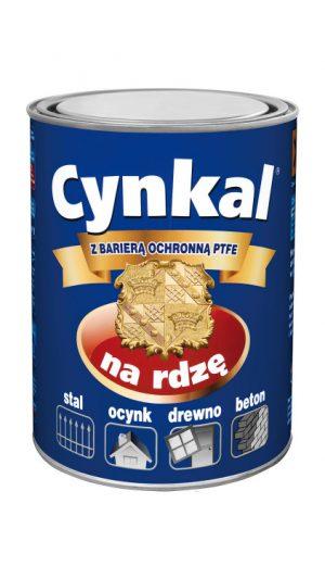 Do Metalu MALEXIM M/CYN.POM2.5 GRUNTOEMALIA AKRYLOWA CYNKAL 2.5 POMARAŃCZOWY 2009 2009