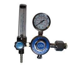Ar z Rotametrem INNY RED CO2 ROT REDUKTOR AR/CO2 Z ROTAMETREM ar/co2