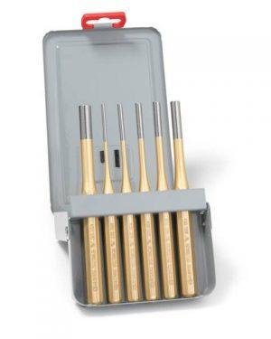 Przecinaki i Punktaki RENNSTEIG RE425 160 0 ZESTAW WYBIJAKów W METALOWEJ KASECIE ŚR. 3 4 5 6 8 10MM 10mm